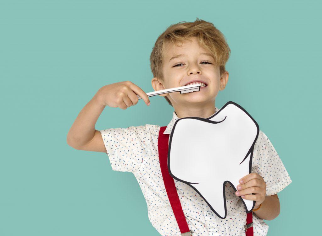 dentición primaria